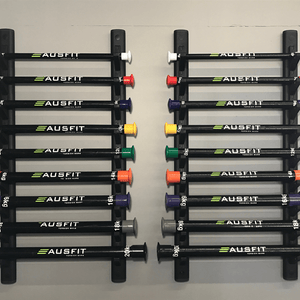 AUSFIT Torsion Bar Wall Rack