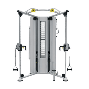 Impulse Dual Adjustable Pulley 2 X 200lb Weight Stacks