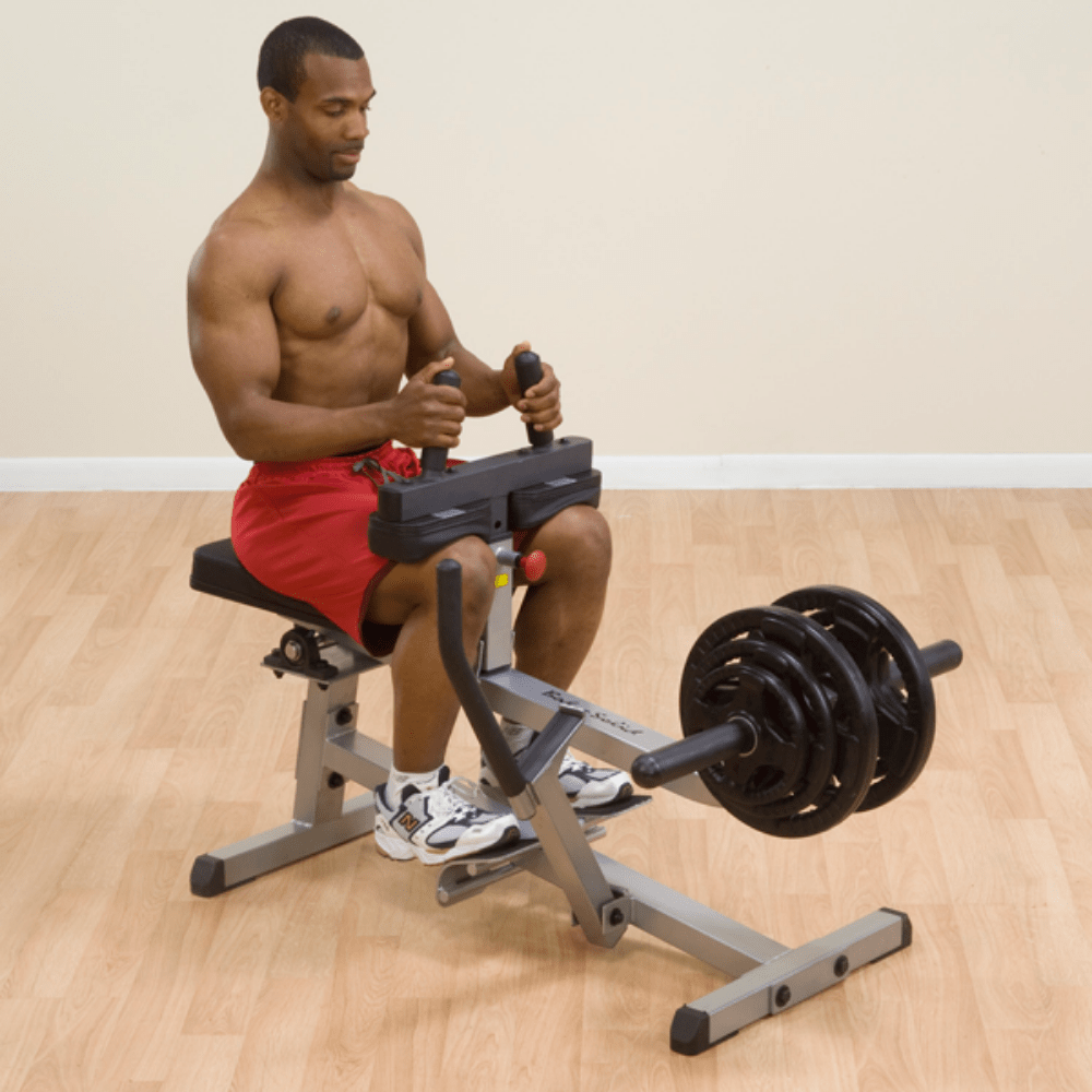 Body Solid GSCR349 Seated Calf Machine