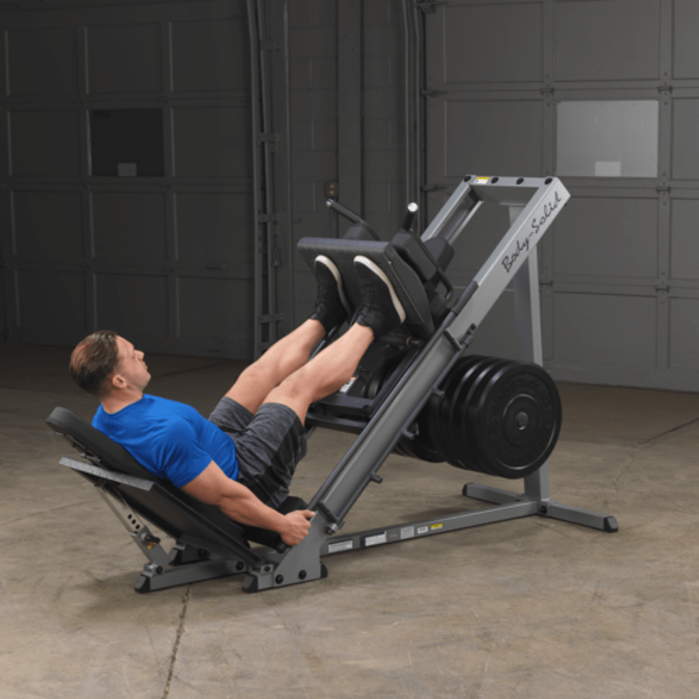 Body Solid GLPH1100 Leg Press Hack Squat