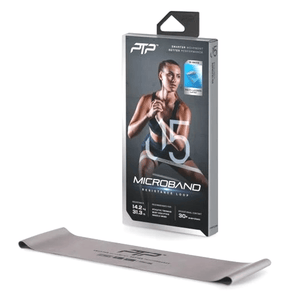 PTPFit Microband Ultimate (Silver)