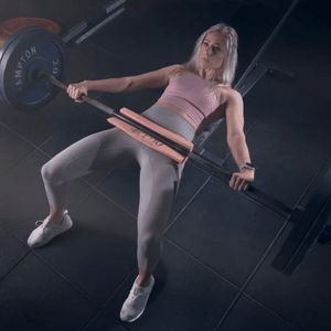 The Booty Block Barbell Hip Thrust Pad