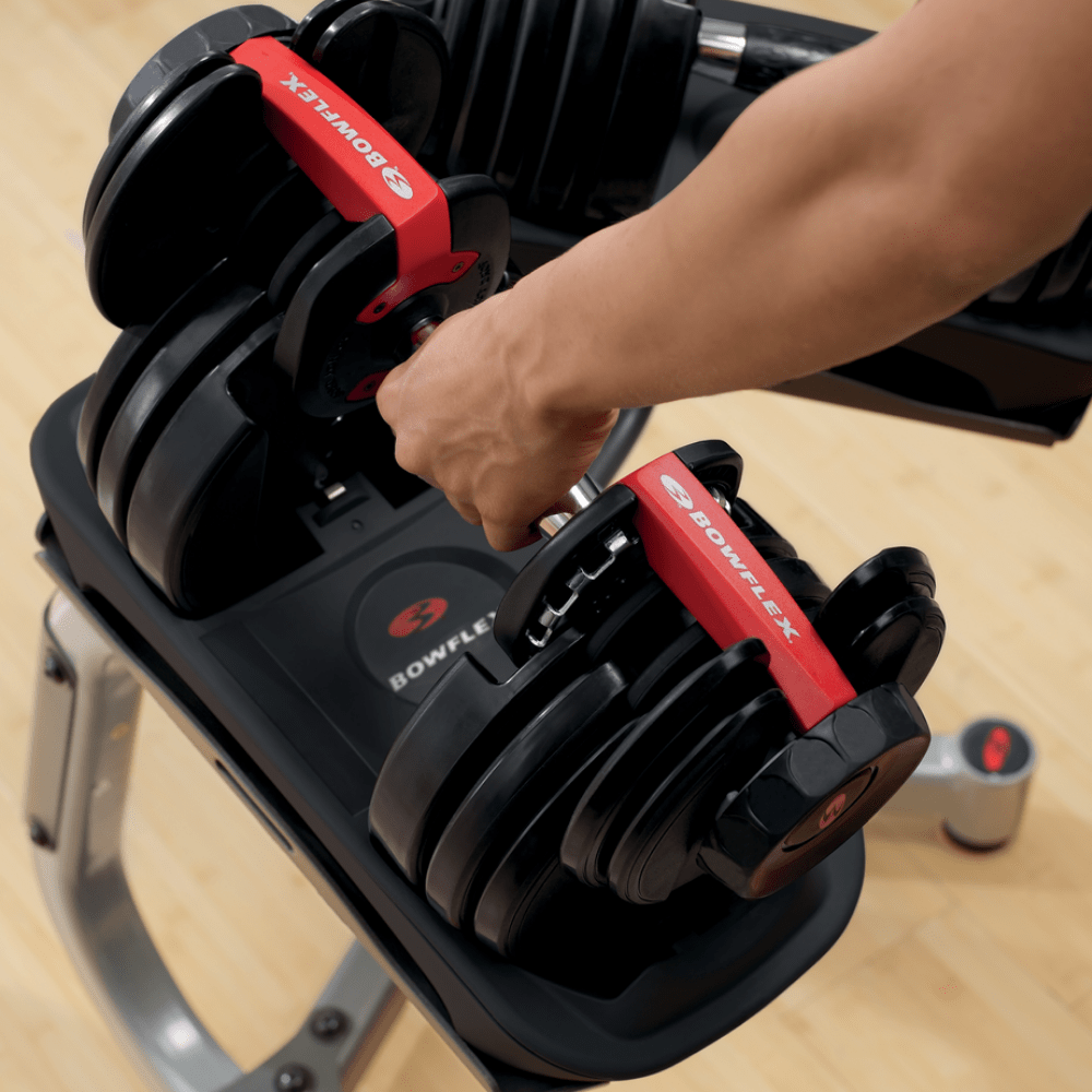 Bowflex 552i Adjustable Dumbbell (Sold Individually)