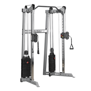 Body Solid Functional Trainer 2 x 160lb Stacks - Narrow Centre