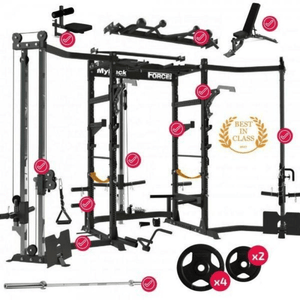 Force USA MyRack Ultimate Power Rack Package