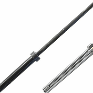 Morgan 20kg Black Harden Chrome Olympic Barbell