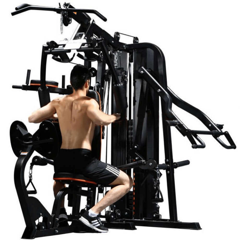 JX Fitness Multi-Utility 205Lbs Home Gym