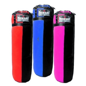 Morgan Aussie Made Foam Lined Punch Bag (4ft - 5ft - 6ft x 35cm diameter)