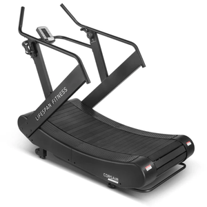 Lifespan Corsair Freerun 200 Curved Treadmill