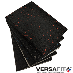 VersaFit Rubber Gym Tiles Sample Pack