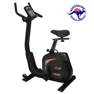 York Fitness Light Commercial Upright Bike
