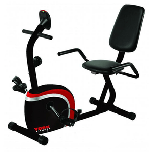 York Fitness Performance Recumbent Bike