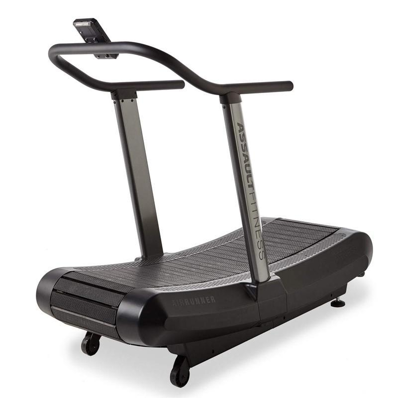 Life Fitness Treadmill Low Voltage: Assault AirRunner - Manual Treadmill