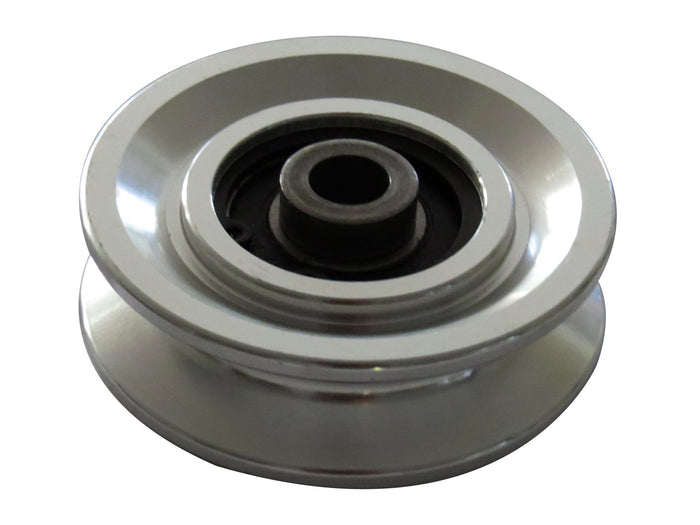 Alloy Pulley - Single Unit - Small