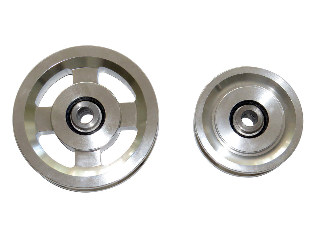 Alloy Pulley - Single Unit - Small | Gym & Fitness