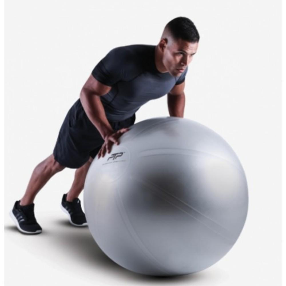PTPFit Coreball - 75 CM | Steel Grey