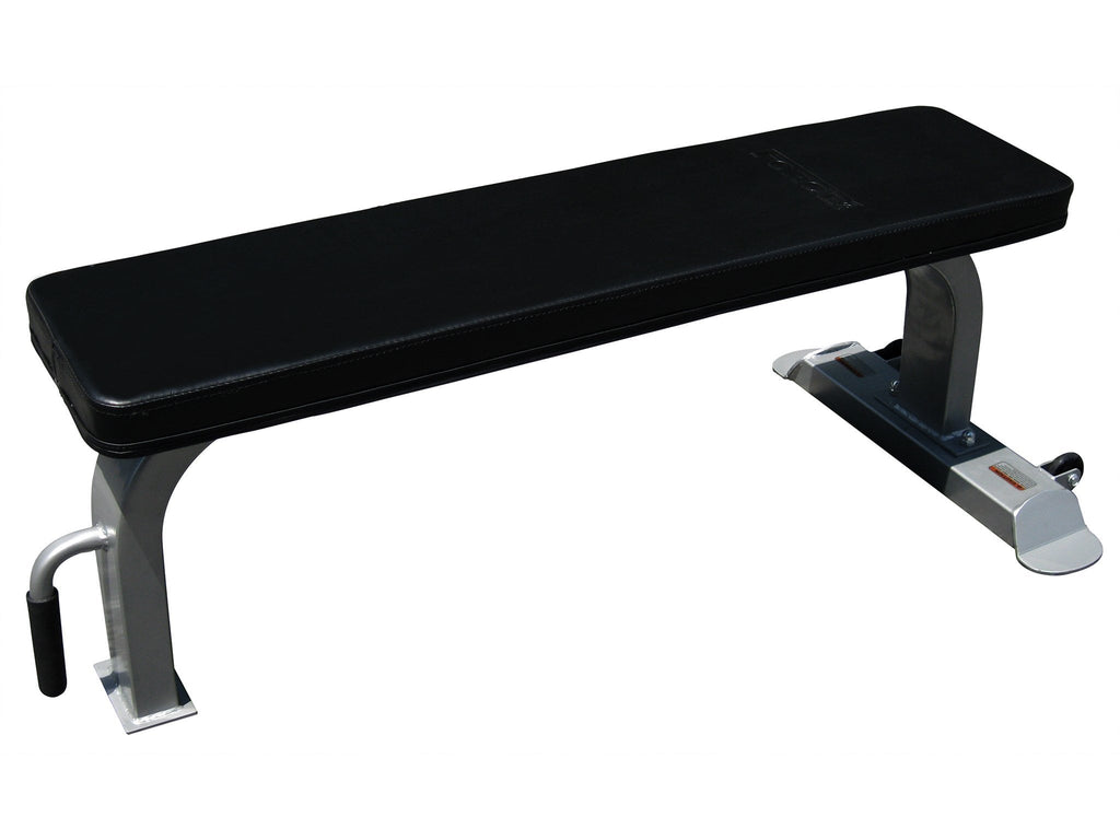 force usa commercial flat bench | strength equipment – gym