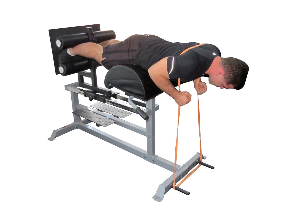 Force Usa Glute Ham Raise Developer Bench Gym Amp Fitness