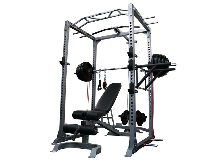 Power rack packages gym fitness