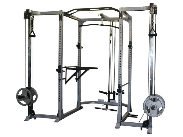 Force Usa Power Rack W Cable Crossover Gym And Fitness