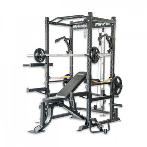 Force USA MyRack Compact Ultimate Power Rack Package