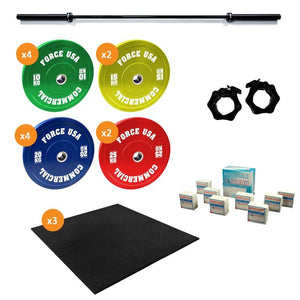 Functional Training Weights Platinum Package