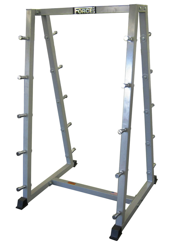 Barbell Rack - Holds 10x Barbells - Horizontal