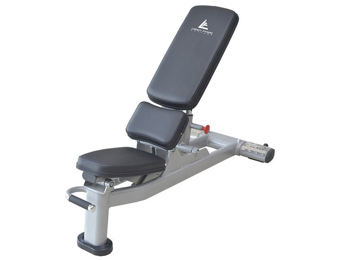 Liberty Fitness Patriot Series Commercial Elite Flat To Incline Bench
