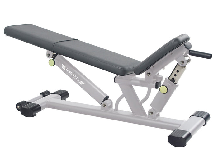 Liberty Fitness Patriot Series Commercial Flat to Incline Bench