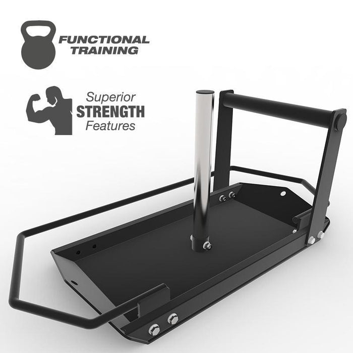 Force USA Push Pull Sled with Wrap Around - Lasercut