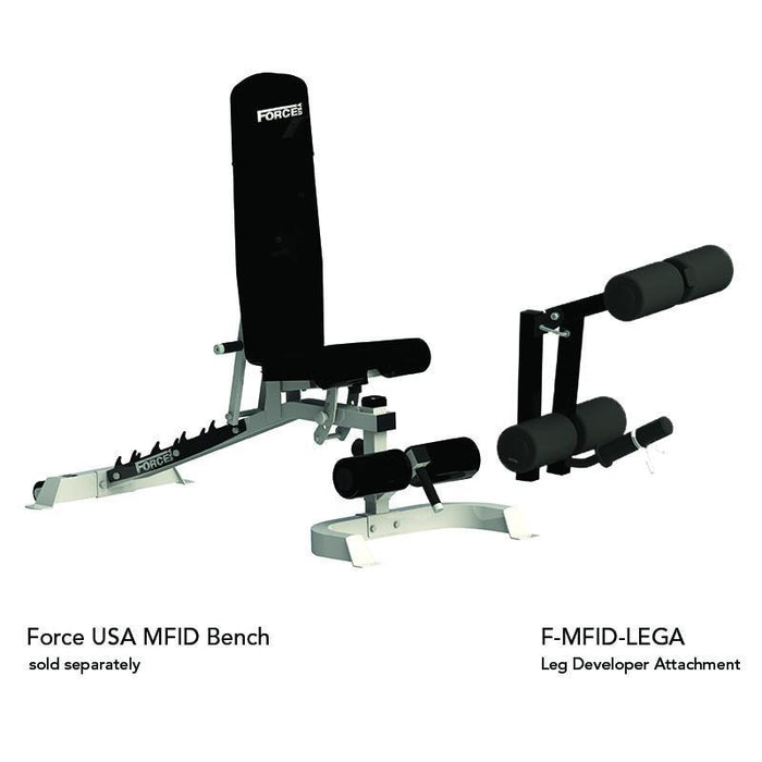 Force USA - Leg curl attachment for F-MFID-S and F-MFID-B