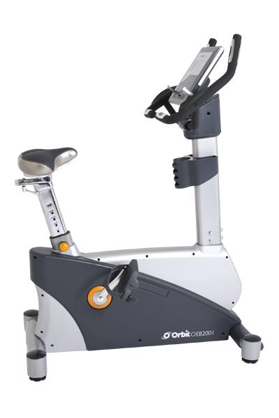 Orbit Eco Generator Upright Bike