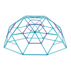 Plum® Phobos Metal Dome - Teal/Purple