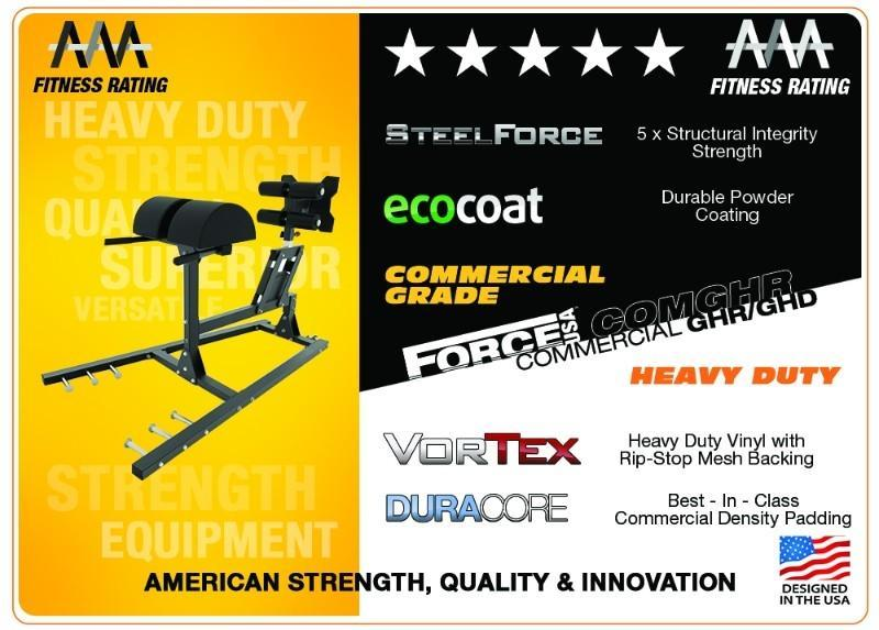 Force Usa Commercial Ghr Ghd Glute Ham Raise Developer