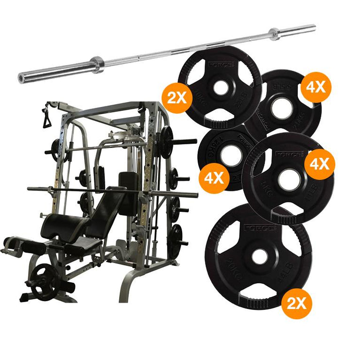 Force USA Smith Machine Package 1
