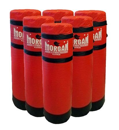 BULK x 6 MORGAN TACKLE BAGS