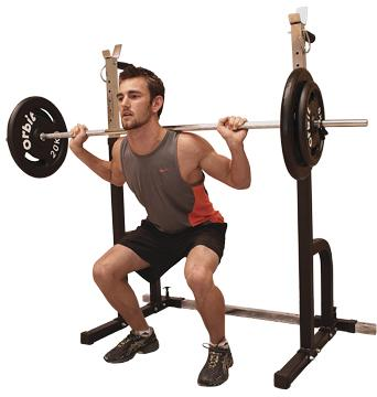 Orbit Squat Rack