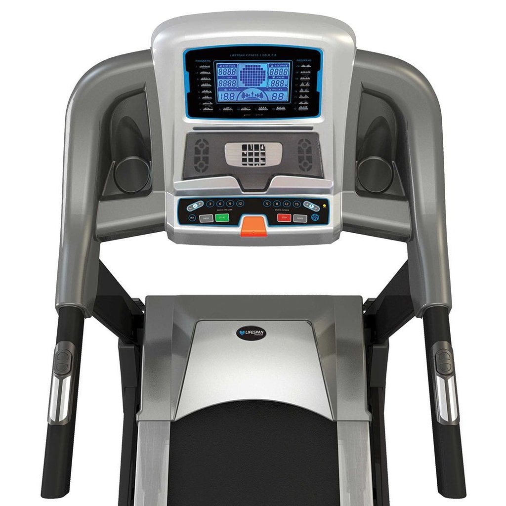 Lifespan Fitness  Gold 2.0 H Treadmill (With Polar compatible software)