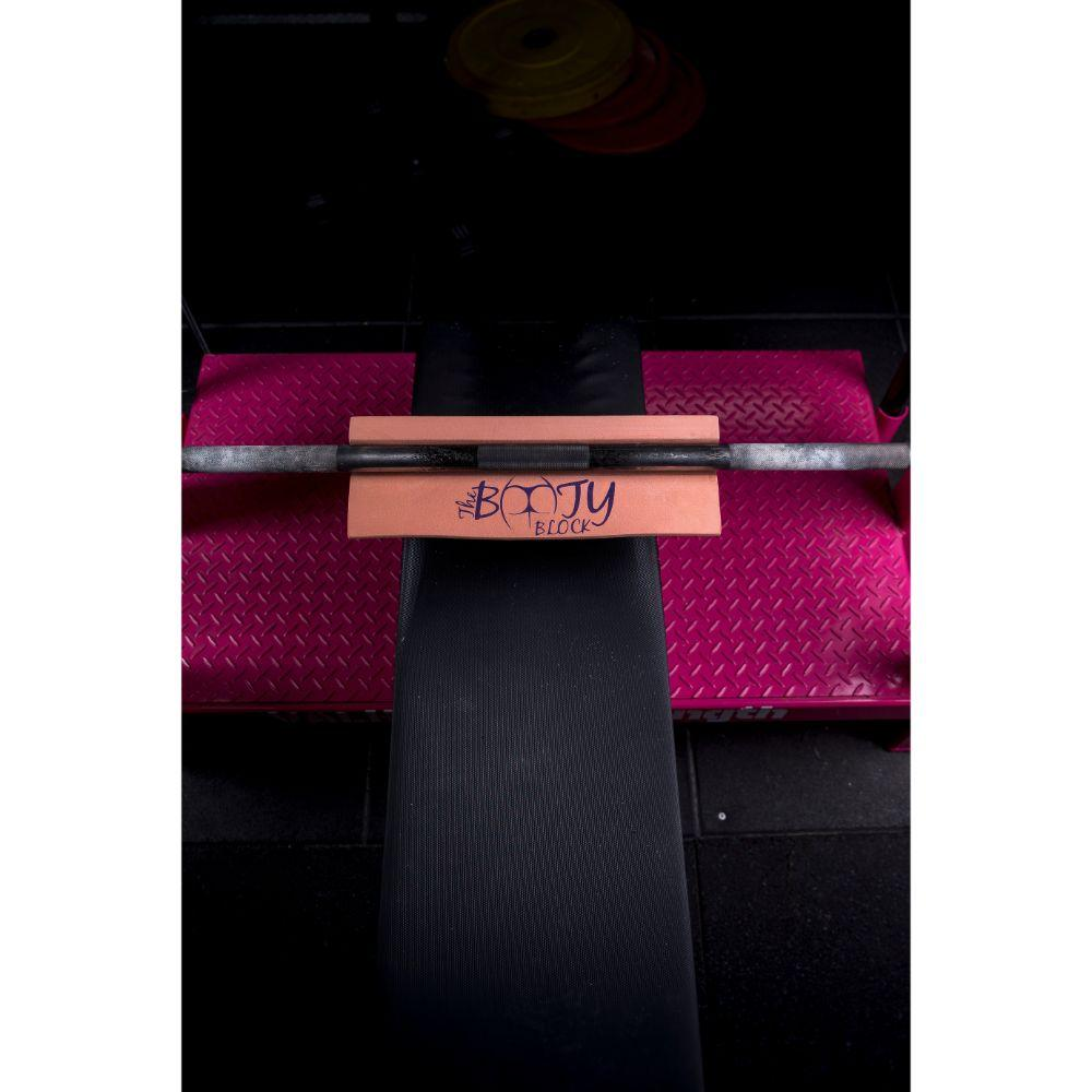 Booty Block - Barbell Hip Thrust Pad