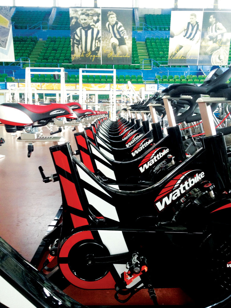 Wattbike Pro 2013/14 Model Display