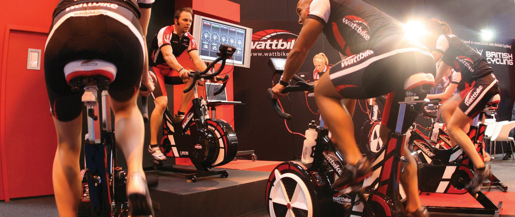 Wattbike Trainer Power Cycling