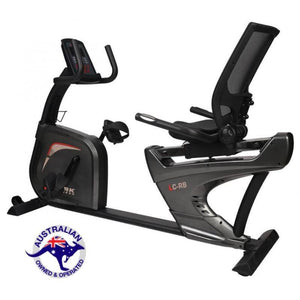 York Fitness Light Commercial Recumbent Bike