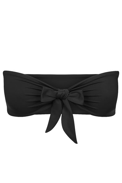BELLE BANDEAU // BLACK