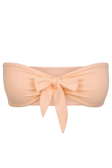 BELLE BANDEAU // PEACH