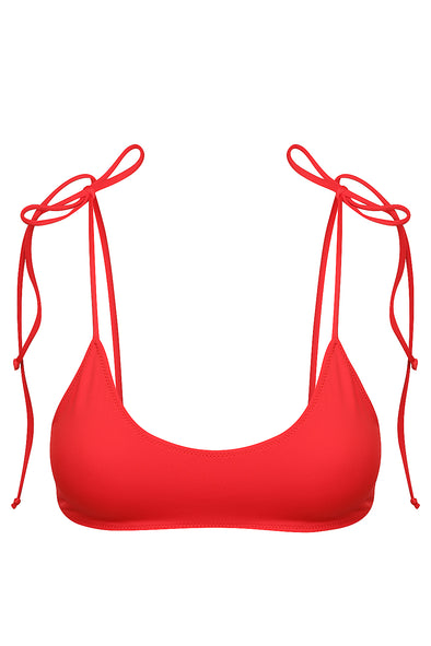 ESTELLE TOP // RED