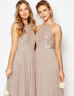 2018 Bridesmaid Dress Trend