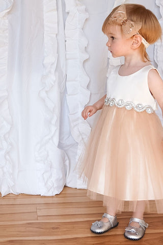 Baby + Toddler Flower Girl Dresses