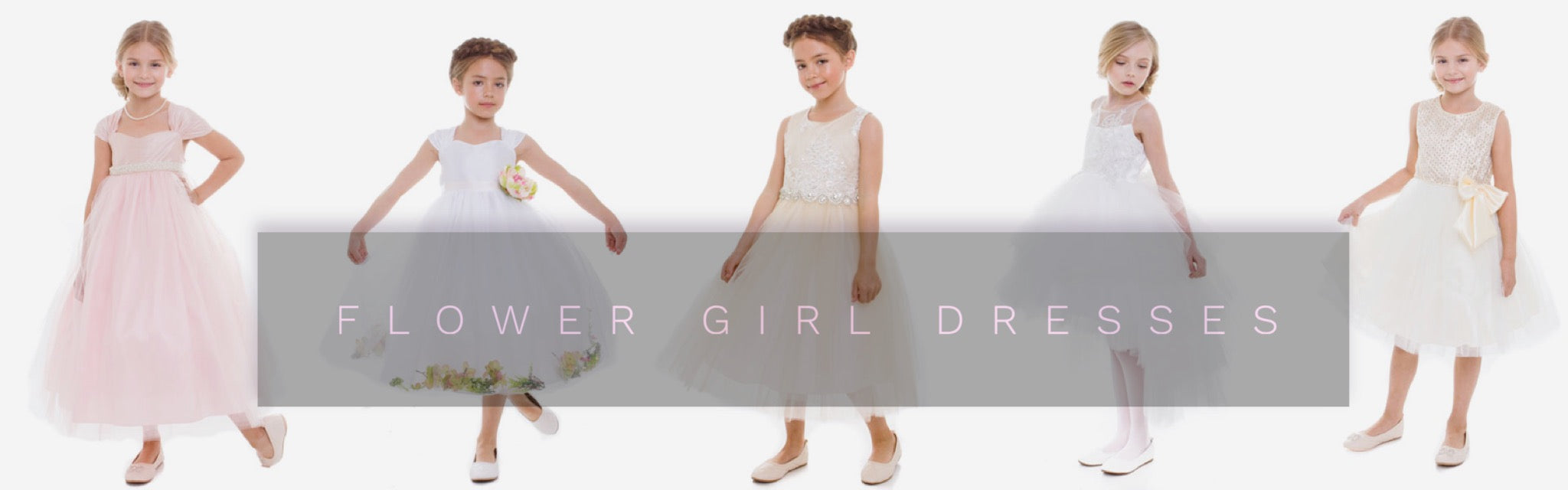 Extraordinary Range Of Flower Girl Dresses At Discounted Prices My