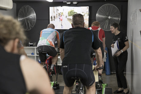 Mega Spin - Discover Your Cycling Potential