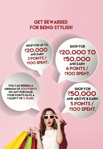 Get Rewarded for Being stylish